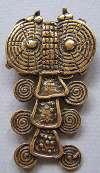 Alva Museum Replica ~ Pre-Columbian Pendant